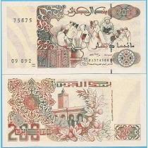 Алжир 200 динар 1992 год.