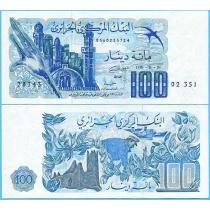 Алжир 100 динар 1981 год.