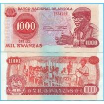 Ангола 1000 кванза  1979 год.