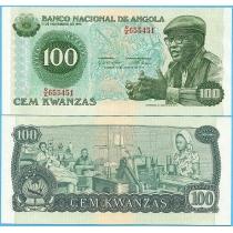 Ангола 100 кванза  1979 год.