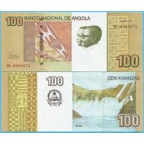 Ангола 100 кванза  2012 (2017) год.