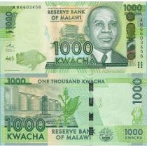 Малави 1000 квача 2013 год.