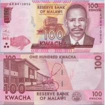 Малави 100 квача 2014 год.