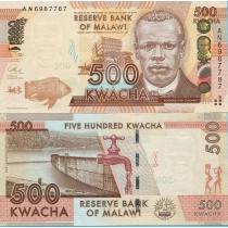 Малави 500 квача 2013 год.