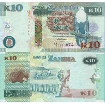 Замбия 10 квача 2012 год.