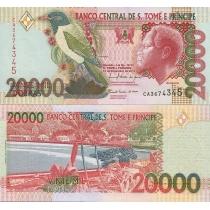 Сан Томе и Принсипи 20000 добра 2010 г.