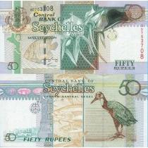 Сейшельские острова 50 рупий 2004 г.