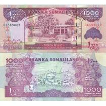 Сомалиленд 1000 шиллингов 2011 год.
