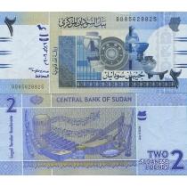 Судан 2 фунта 2006 г.