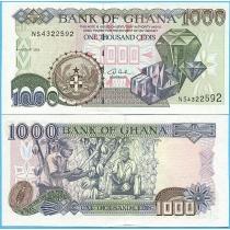 Гана 1000 седи 2003 год.