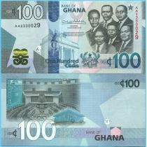 Гана 100 седи 2019 год.