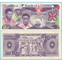 Гана 10 седи 1984 год.