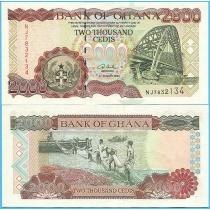 Гана 2000 седи 2003 год.