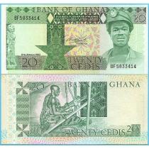 Гана 20 седи 1982 год.