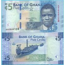Гана 5 седи 2017 год.