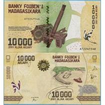Мадагаскар 10000 ариари 2017 год.