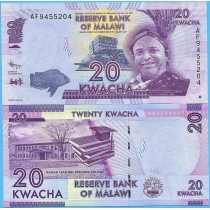 Малави 20 квача 2012 год.