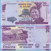 Малави 20 квача 2016 год.