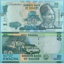 Малави 50 квача 2016 год.