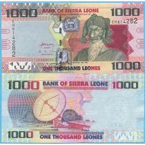 Сьерра-Леоне 1000 леоне 2013 год.