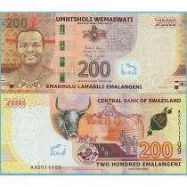 Свазиленд 200 эмалангени 2017 год.