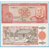 Тонга 2 паанга 1992 год