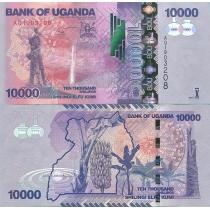 Уганда 10000 шиллингов 2013 г.