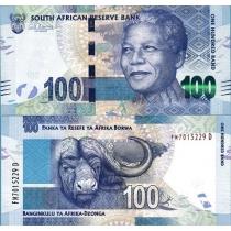 Южная Африка 100 рандов 2012 г.