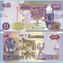 Замбия 5 квача 2018 год.