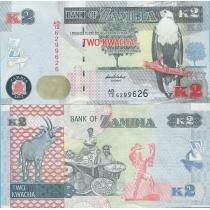 Замбия 2 квача 2012 год.