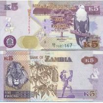 Замбия 5 квача 2012 г.
