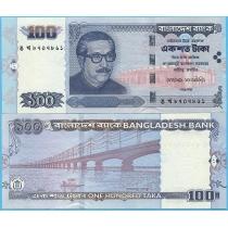 Бангладеш 100 так 2001 год.