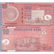Бангладеш 10 так 2004 год.