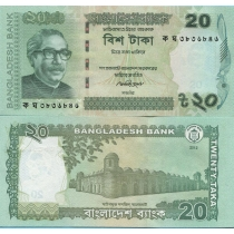 Бангладеш 20 так 2012 г.