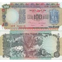 Индия 100 рупий 1977-1999 год.