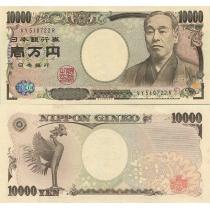 Япония 10000 йен 2004 год.