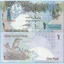 Катар 1 риал 2008 год. P-28a