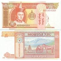 Монголия 5 тугриков 2008 год.