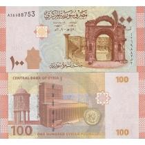 Сирия 100 фунтов 2009 г.