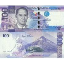 Филиппины 100 песо 2012 г.