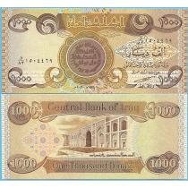 Ирак 1000 динар 2003 год.