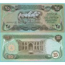 Ирак 25 динар 1982 год.