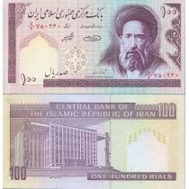 Иран 100 риалов 2005 год.