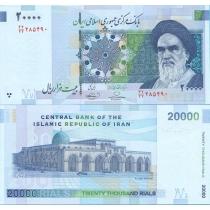 Иран 20000 риалов 2009 год.