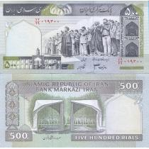 Иран 500 риалов 2003 год.