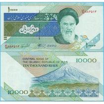 Иран 10000 риалов 1997 год.