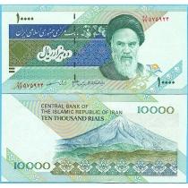 Иран 10000 риалов 2007 год.