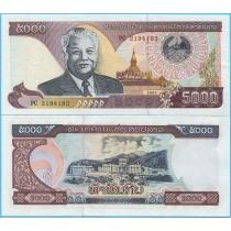 Лаос 5000 кип 2003 год.