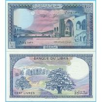 Ливан 100 ливров 1988 год