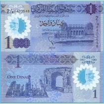Ливия 1 динар 2019 год.